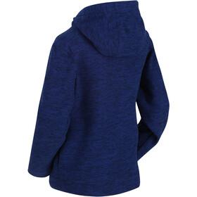 Regatta Keyon Hoodie Forro Polar Niños, azul